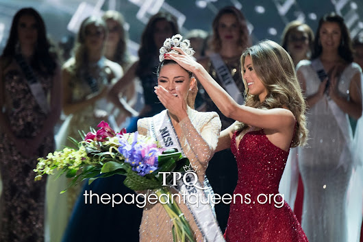 South Africa wins Miss Universe after 39 years. - The Pageant Queens