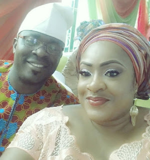 foluke daramola husband loves food