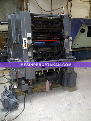 Heidelberg GTO 52 2 Color