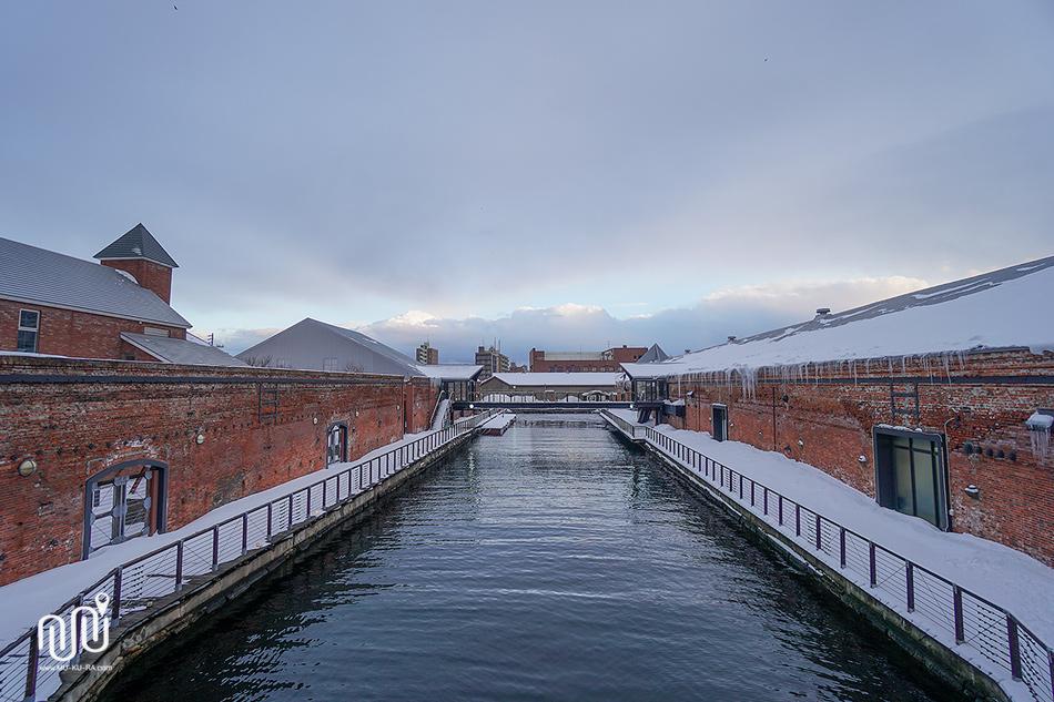 พาเที่ยวโกดังอิฐแดงคาเนะโมริ (Kanemori Red Brick Warehouse) เมือง HAKODATE