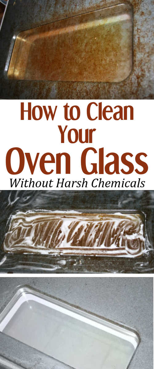Diy home sweet home how to clean oven glass cleaning hacks how to make your pans shine planetlyrics Choice Image