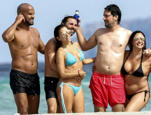 Eva Longoria, Ibiza 1