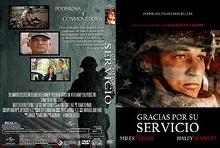 Thank You for Your Service - Gracias Por Su Servicio
