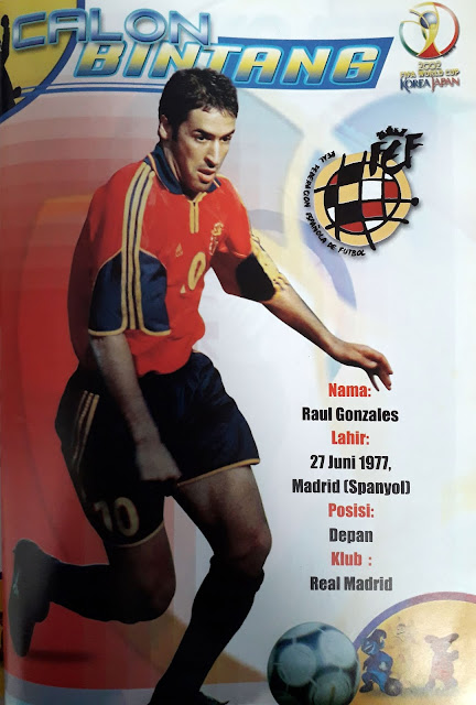 RAUL GONZALES (SPANYOL)