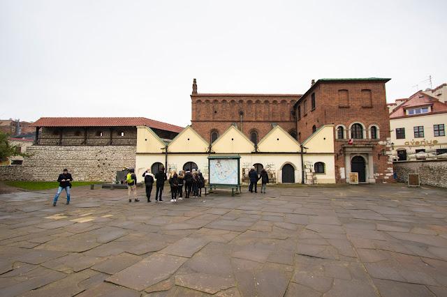Vecchia Sinagoga-Cracovia