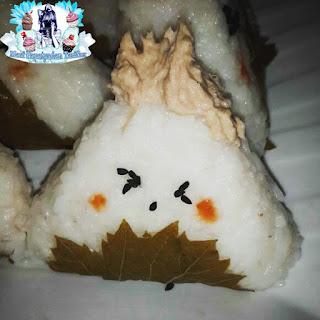 onigiri tarifi, onigiri yapımı, onigiri süsleme