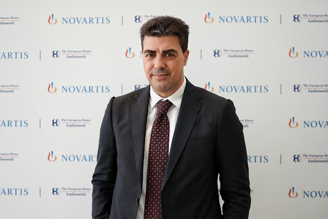 Pasquale Frega, Country President di Novartis Italia