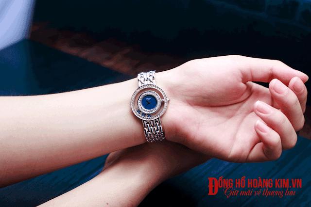 Đồng hồ nữ thời trang đẹp- 01.