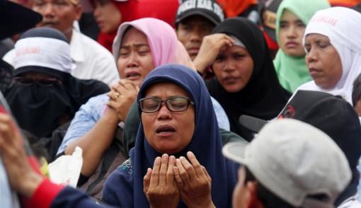 Aksi 232 untuk Suarakan Hak Jadi PNS Bagi Honorer dan Tenaga Non PNS