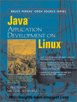 Free ebook download Java Application Development on Linux pdf