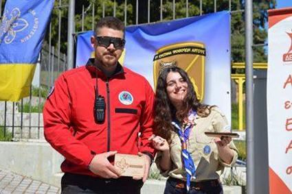 """Η Ελληνική Ομάδα Διάσωσης Αργολίδας στον """"3ο Δρόμο Αξιών"""""""