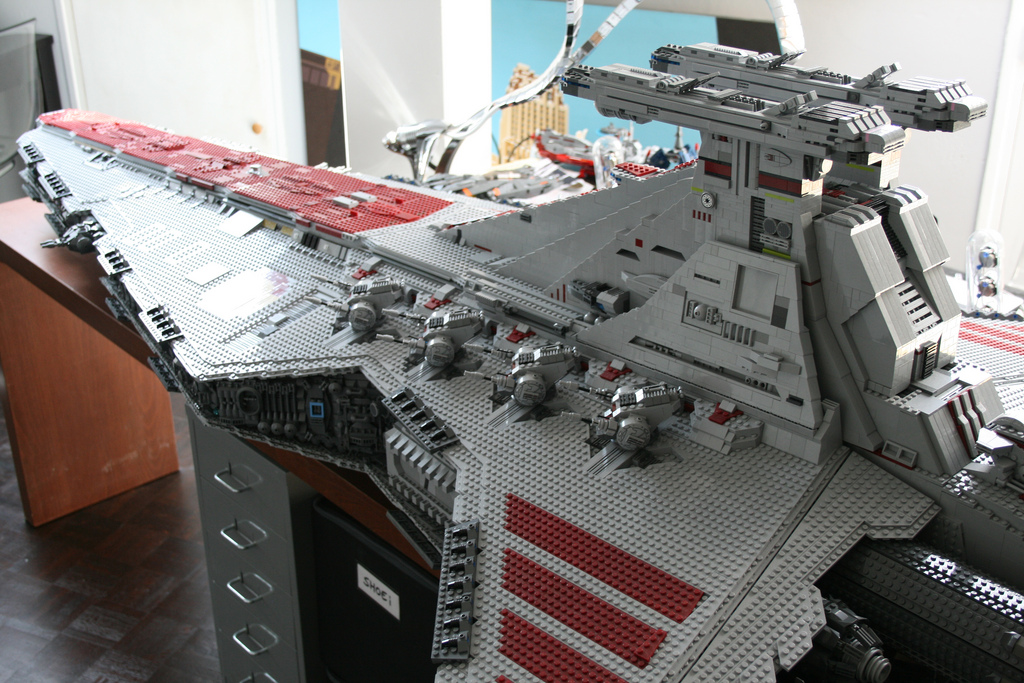lego star destroyer - photo #37
