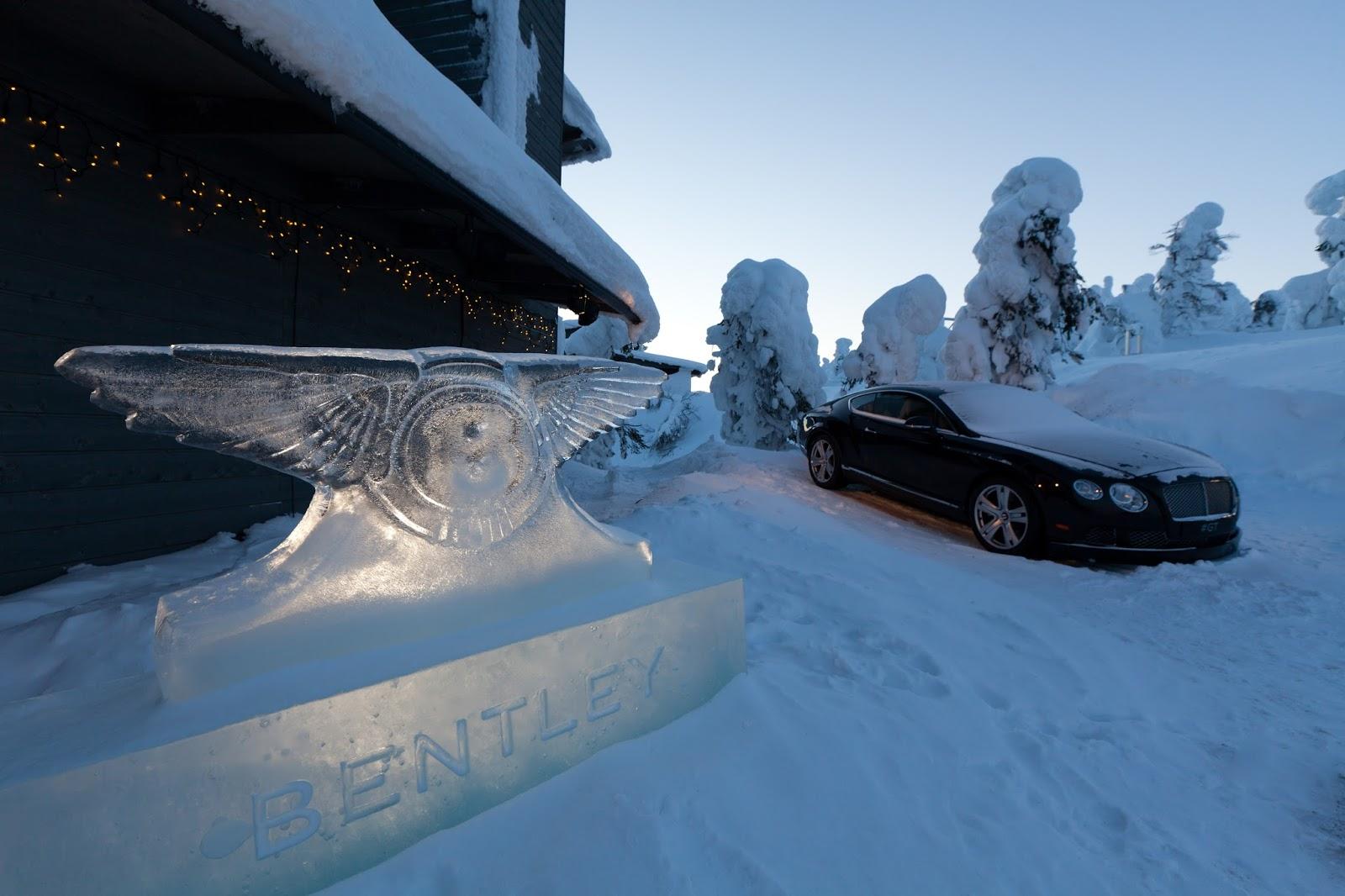Bentayga%2Bmakes%2BPower%2Bon%2BIce%2BDebut%2B%25283%2529 Οδήγησε την Bentley Bentayga παρέα με τον Juha Kankkunen