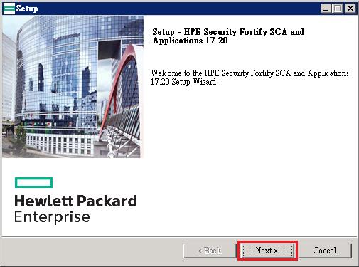 浮雲雅築: [研究] Micro Focus Security Fortify SCA 17 20 安裝