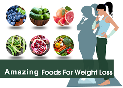 Amazing foods for weight loss