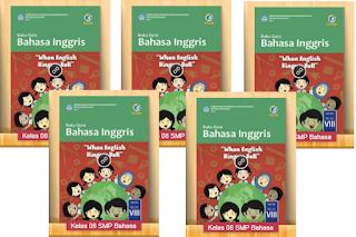 Buku Guru Bahasa Inggris Kelas 8 Kurikulum 2013 Revisi 2017