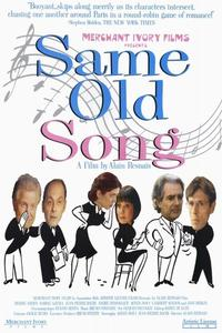 Poster Same Old Song