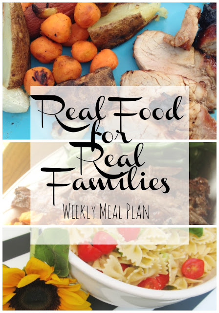 Easy weekly meal prep ideas for your family. Creating a weekly meal plan saves me time and money and here's one to help you plan your own this week!