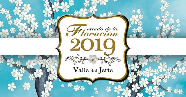 Estado de la floración 2019 en el Valle del Jerte
