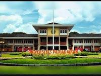 Unpad Terima Mahasiswa Baru Tahun 2018 Sebanyak 6.725 Lewat SNMPTN dan SBMPTN