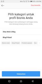 Membuat Akun Bisnis Instagram 3