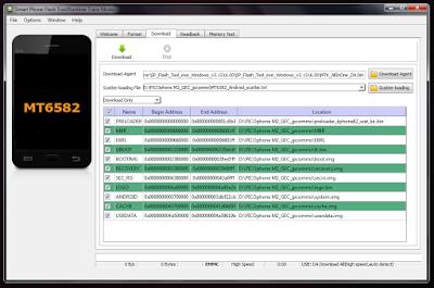 Firmware Flashing Axioo Picophone M2 GEC Bootloop Via SP Flashtool