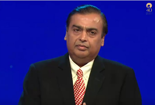Reliance 40th AGM Live Updates: Jiophone Feature Phone Will Technically Be Available for Free