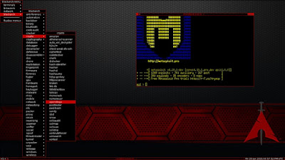 BlackArch Linux Distro for Hacking