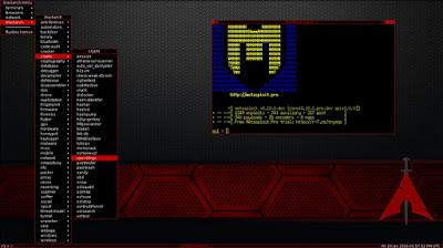 BlackArch Linux Distro for Hacking