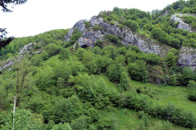 Cueva de La Llosa - Sobrefoz - Asturias
