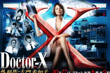 Doctor-X Season 2 / Dokuta-X Gekai Daimon Michiko (2013) - Japanese Drama Series
