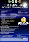 Lomba Karya Tulis Ilmiah Nasional FORESTIME 2019 di USU
