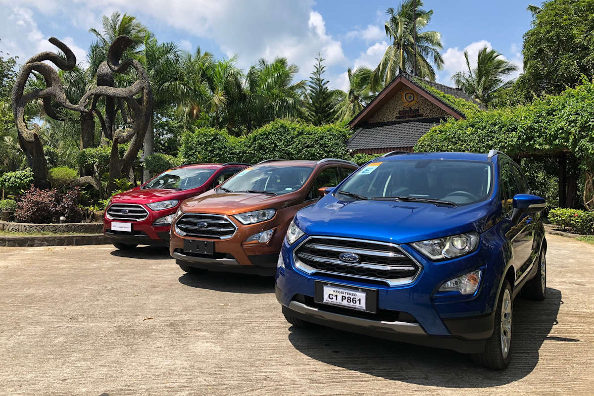 First Drive 2019 Ford Ecosport 10 Titanium And 15 Trend