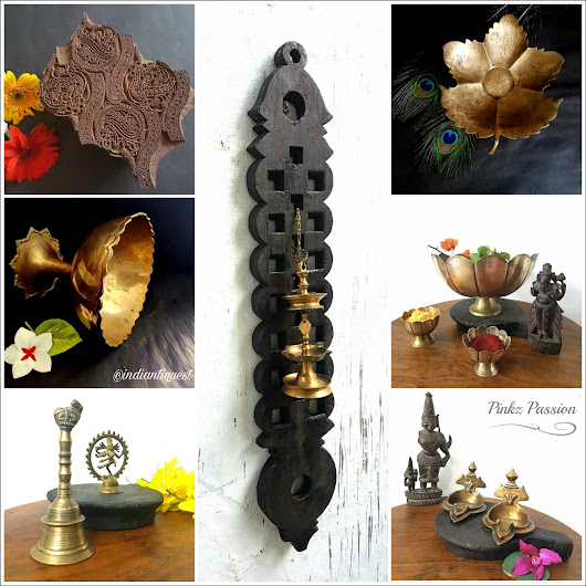 Antiques with history, story and secret - Indian Antique Quest & Giveaway