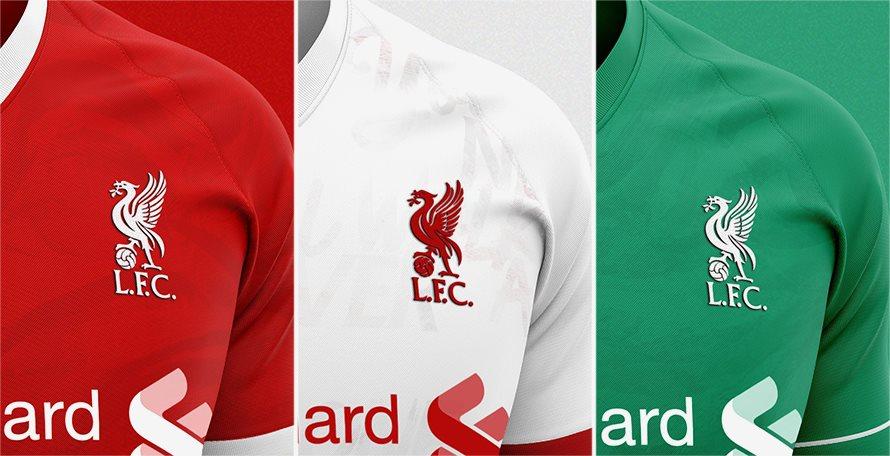 Merch Distributor T-shirt Liverpool FC YNWA