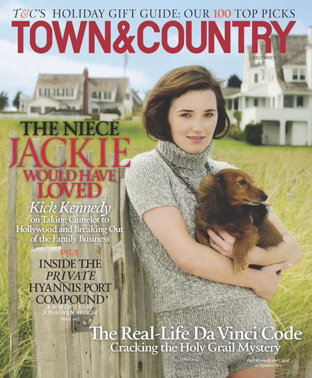Kick Kennedy Town and Country cover