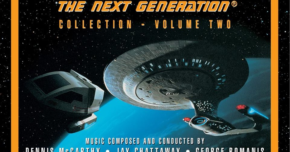 The Trek Collective New Tng Soundtrack Collection Plus