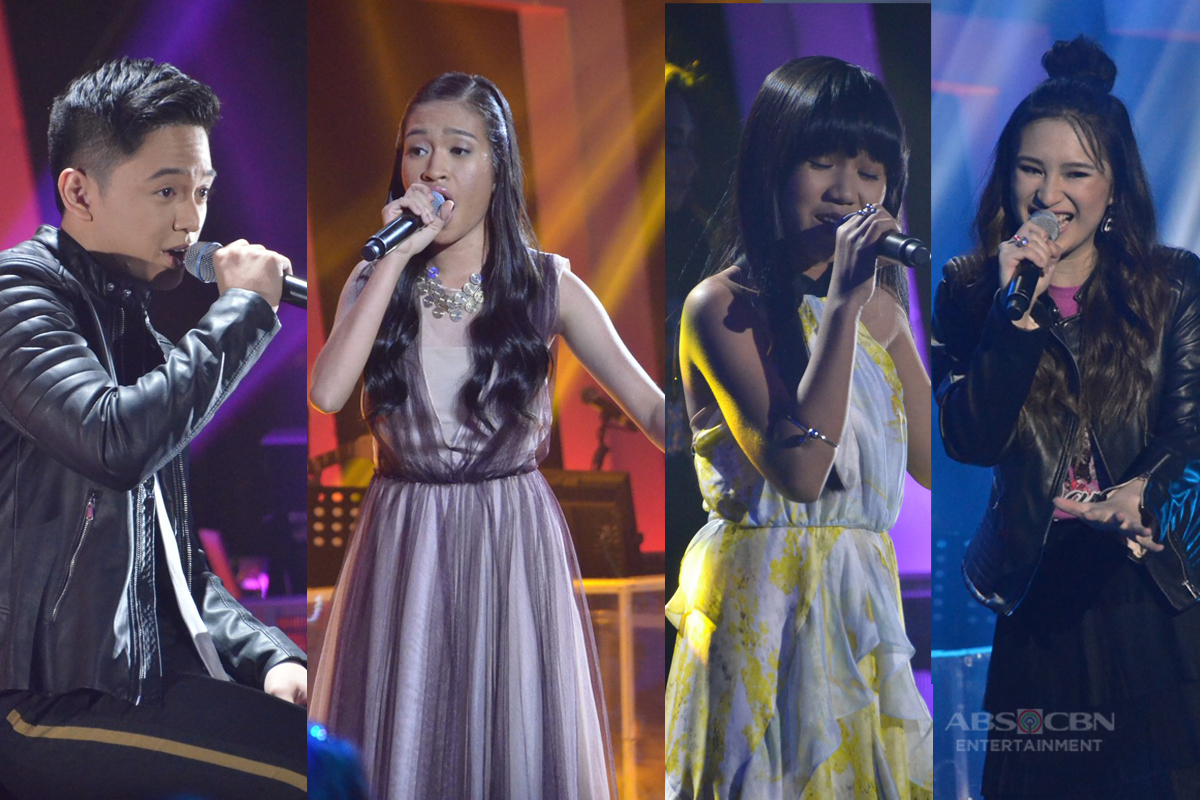 The Voice Teens Philippines Grand Finals Top 4