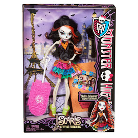 MH Scaris: City of Frights Skelita Calaveras Doll