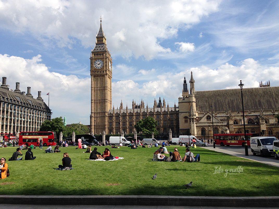 Ideas para Londres con niños vista