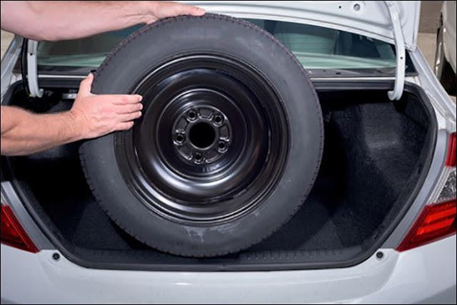 Nên thay thế lốp mới ngay khi phát hiện ra tình trạng phú lốp trên xe