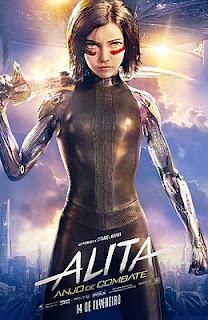 Review – Alita: Anjo de Combate