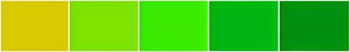culori lavabila din galben si verde