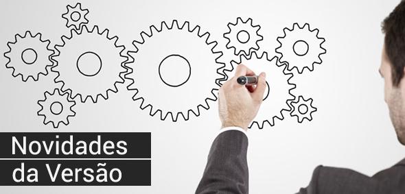 Temos mais novidades no sistema de gestão integrada ERPNOW