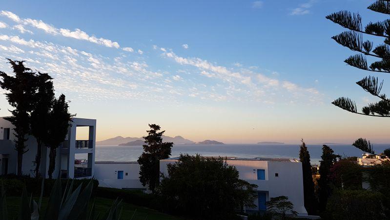 Sonnenaufgang Robinson Daidalos - westliche Südküste Kos