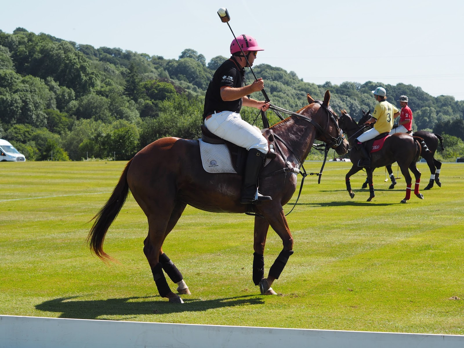 Postcards from the Polo: Polo at Celtic Manor