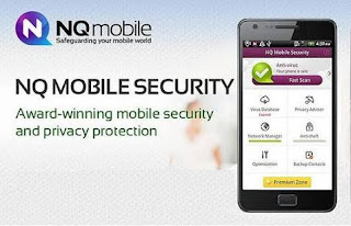 NQ Mobile Security And Antivirus App