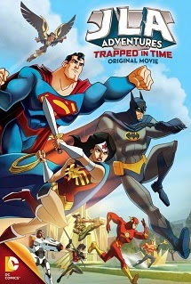 JLA Adventures : Trapped in Time