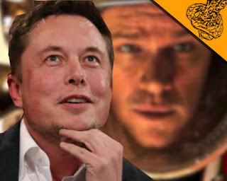 Vamos para Marte com Elon Musk?