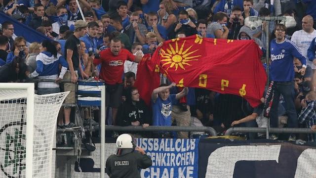Verwaltungsgericht Gelsenkirchen: Polizeieinsatz wegen Makedonien Flagge nicht Rechtswidrig